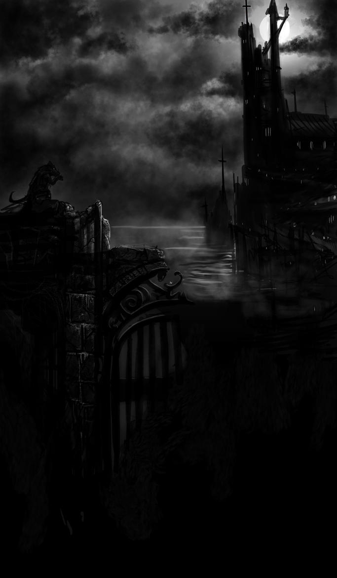 unfinished bizness - dark castle by SickJoe
