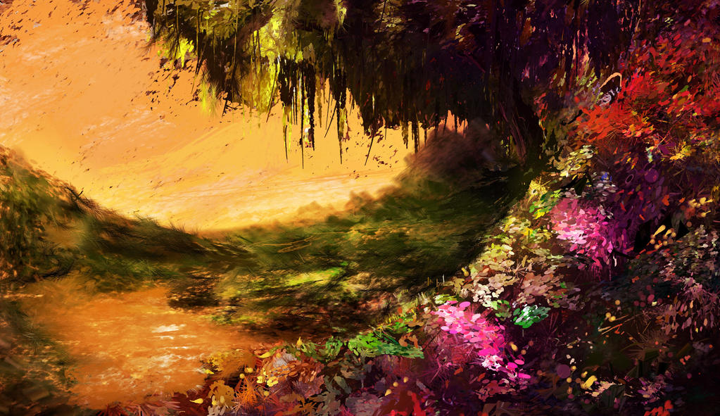 Meadow by SickJoe