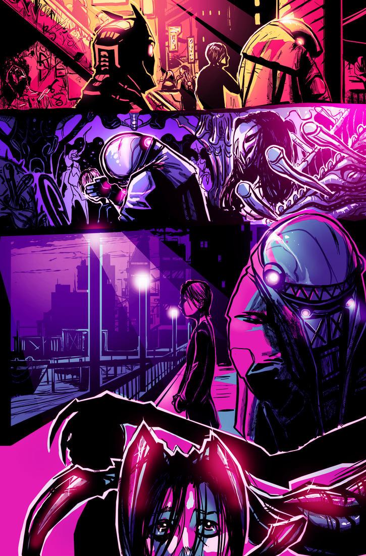 Hellgorythm Sabot Shark pg6 by SickJoe