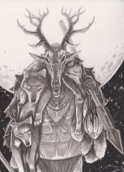 Hircine Lord of the Hunt