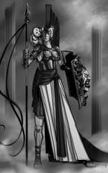 Athena - Ascension:The Codex of the Immortals by SickJoe