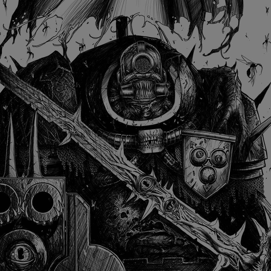 Blightlord Terminator by SickJoe