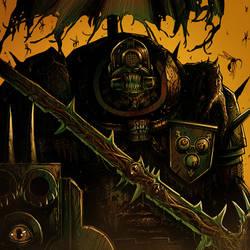 Blightlord Terminator (color) by SickJoe