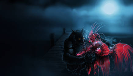 'Werewolf on the Prowl'