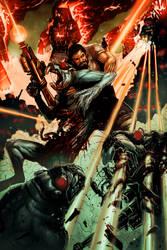 Max Rage 2 - ebook cover