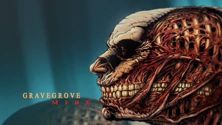 GraveGrove-Mire (album art)