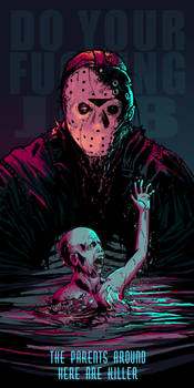 Friday The 13th Do Your Job