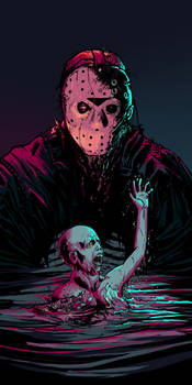Friday The13th Drowning