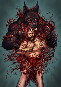 Rage (#DAHorrorChallenge Submission)