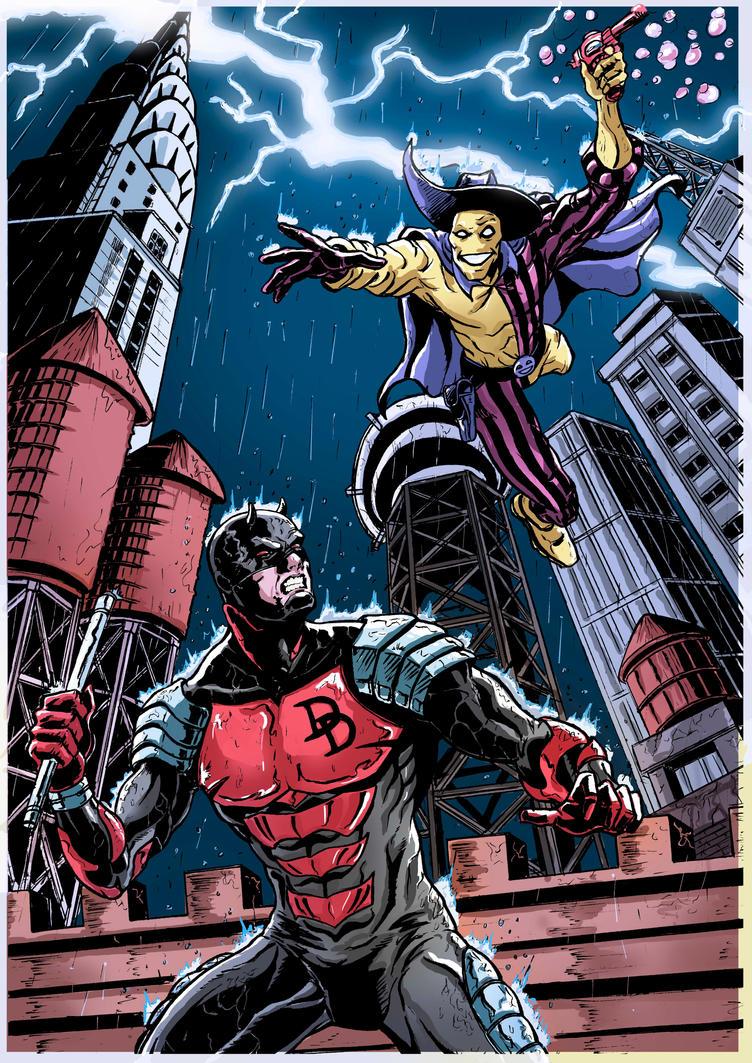 downtheblocks: Kopf KF8015: Mercs for Money Deadpool's Mercenary ...