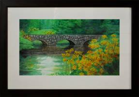Stone Bridge at Maudslay