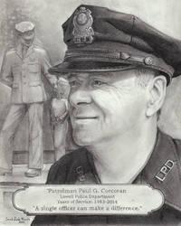 Patrolman Paul G. Corcoran