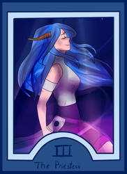 The Priestess by Vullexa