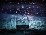 Darkglitterwater