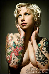 Tattooed Mom I
