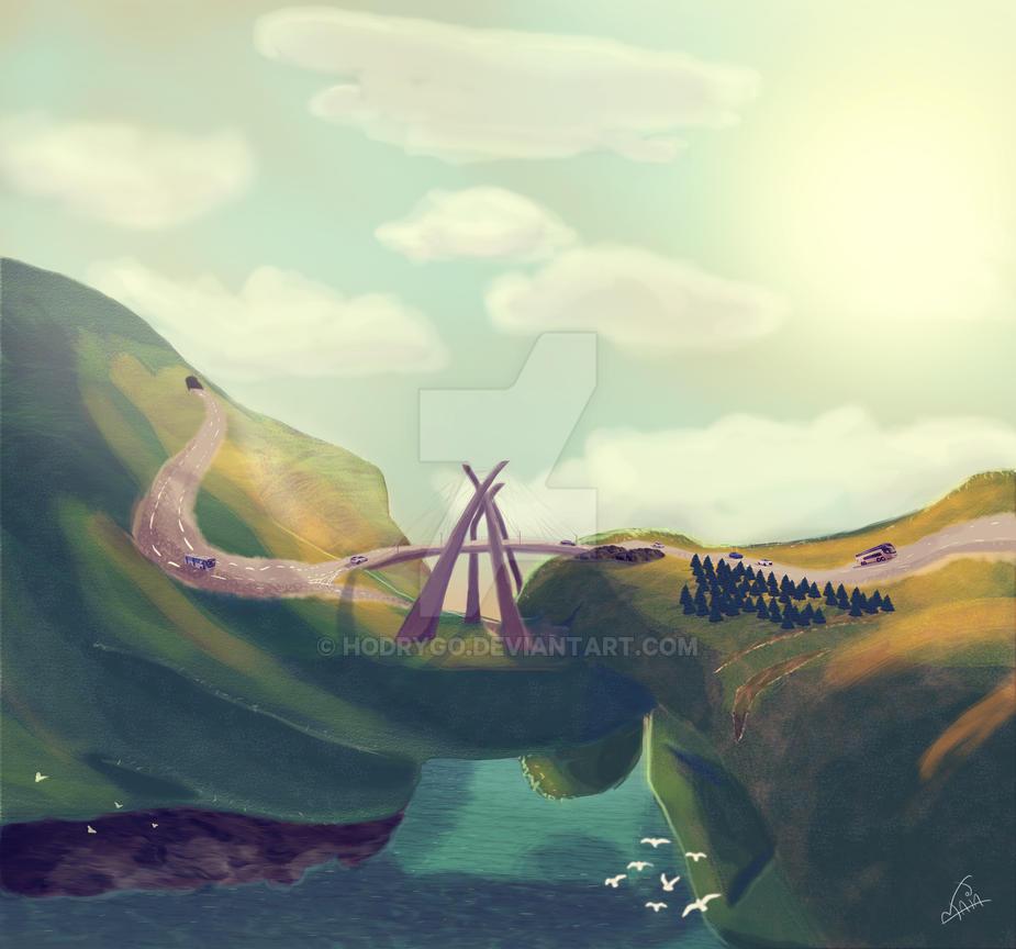 Ponte Humana by Hodrygo