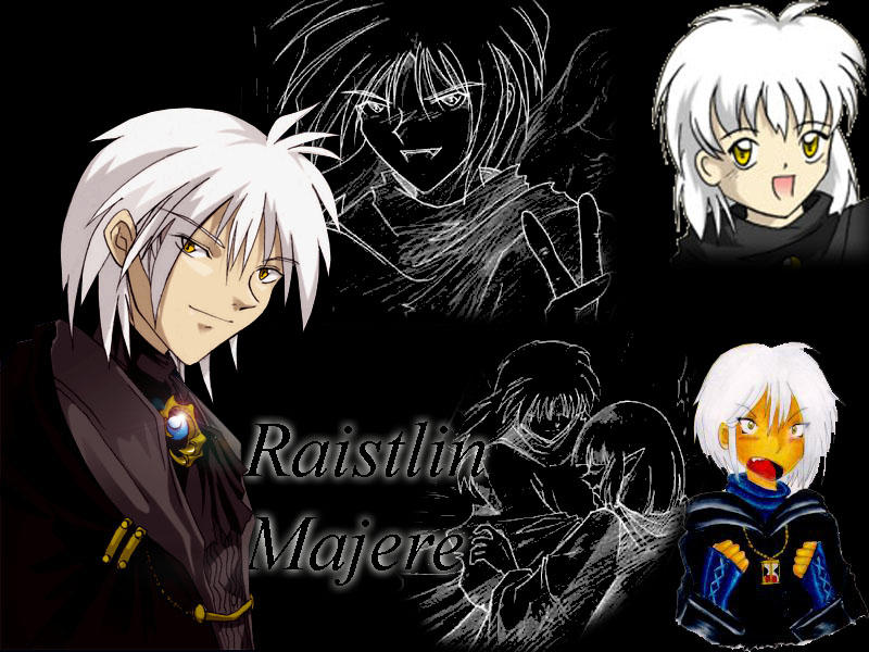 Raistlin Wallpaper by emeraldfire2065