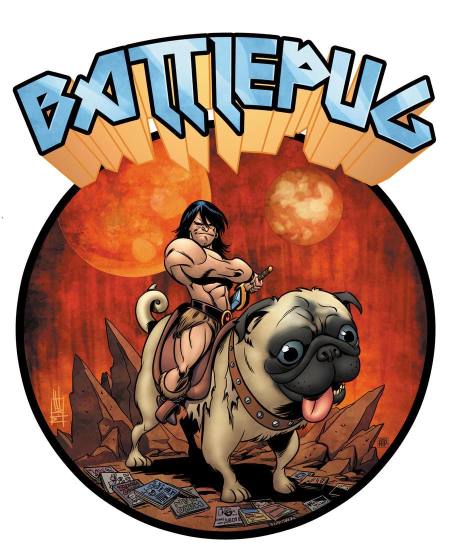 Battlepug by Miketron2000
