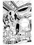 Shazam 13 page 1