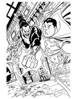 shazam 14 page 2 by Miketron2000
