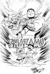 Shazam commission