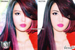 IGAB: SooYoung rushed Vector