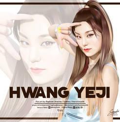 #HwangYeji