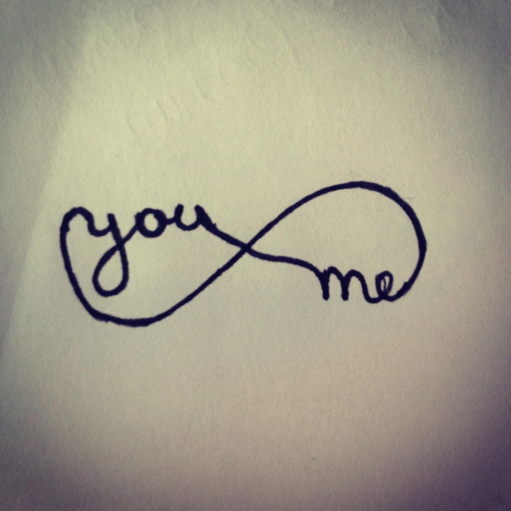 You And Me For The Infinity By Liza Dash On Deviantart