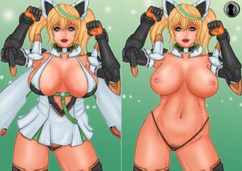 Jeanne.... by MoonRusty