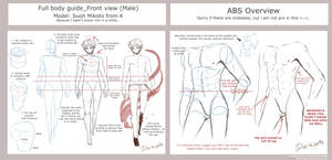 Abs and Full Body Guide for Male Tutorial