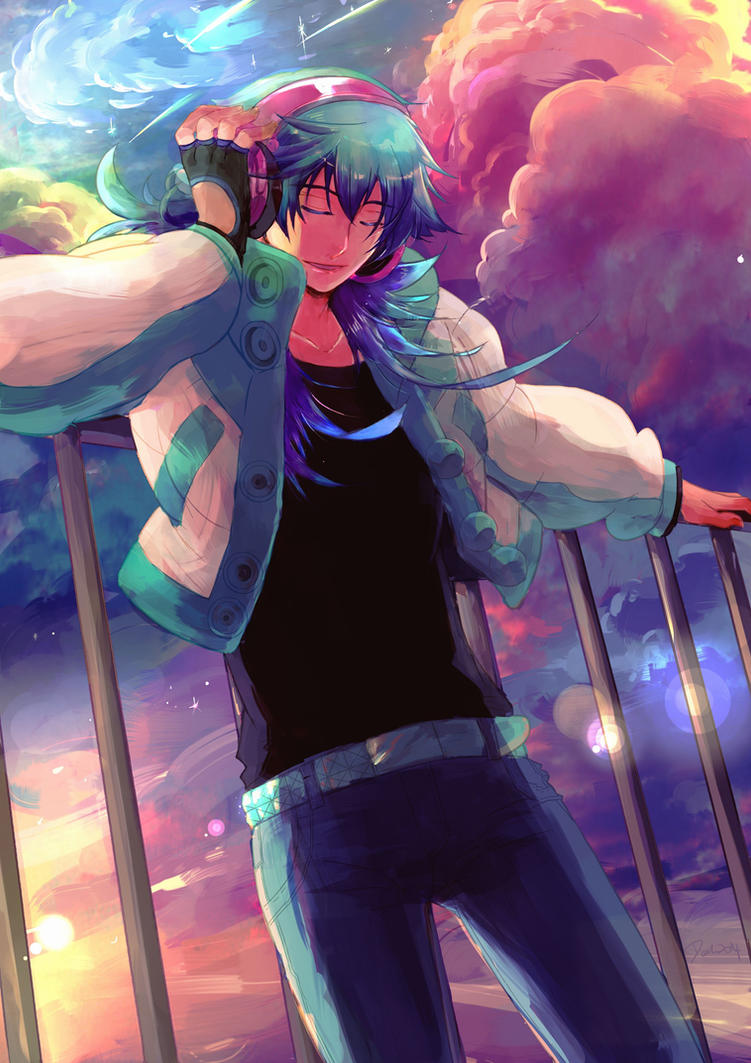 DMMD AOBA II by darkn2ght