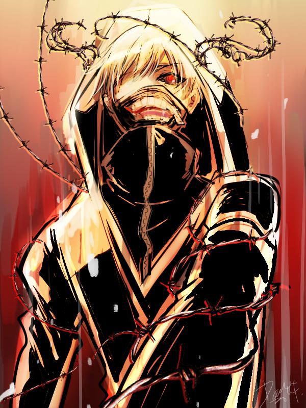 Kaneki Tokyo Ghoul by darkn2ght