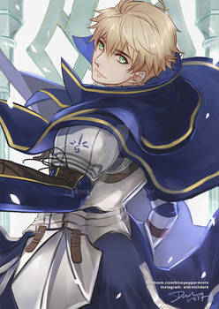 FATE/PROTOTYPE King Arthur