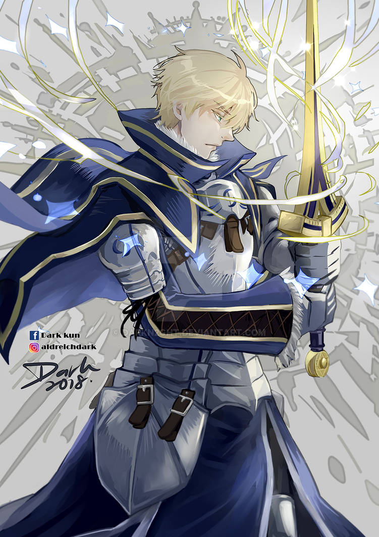 Prototype Saber: Arthur Pendragon Oath of Knight