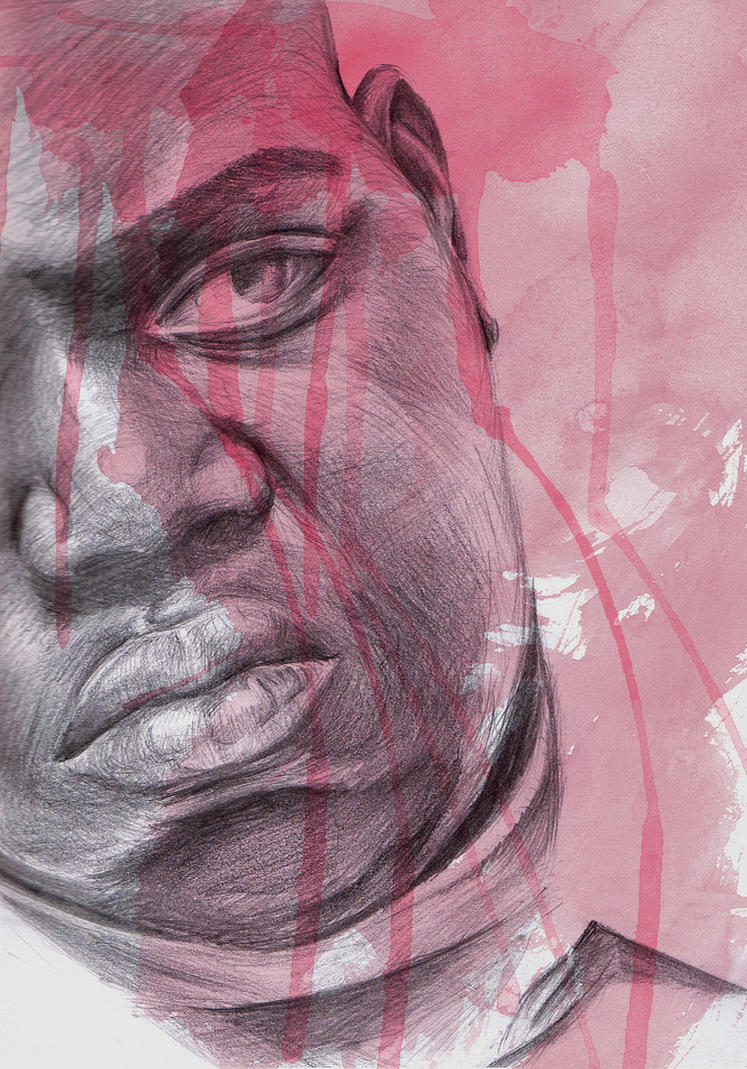 Notorious B.I.G. by Dreee