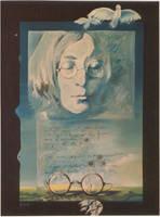 John Lennon by JSaurer