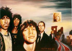 Rolling Stones by JSaurer