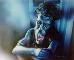 Tom Waits by JSaurer