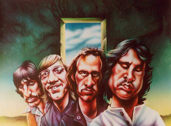 the Doors by JSaurer