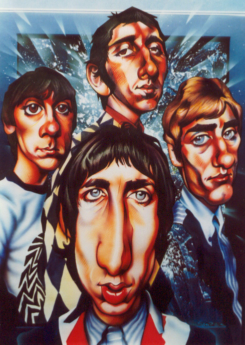 The Who by JSaurer