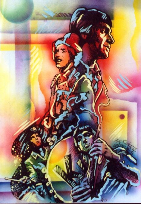 Kinks by JSaurer