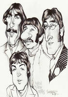 Beatles 'Magical Mystery' by JSaurer
