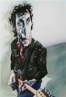 Pete Townshend by JSaurer