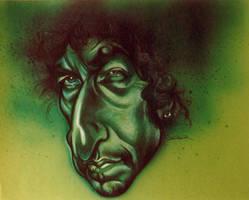 Bob Dylan by JSaurer