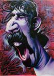 Frank Zappa 2 by JSaurer