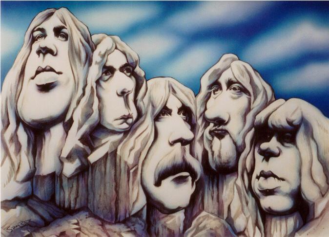 Deep Purple by JSaurer
