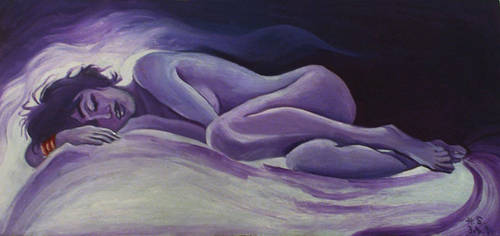 sleeping beauty by JSaurer
