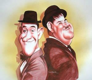 Laurel+Hardy