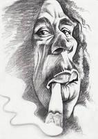 Bob Marley 2 by JSaurer