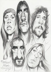 Fleetwood Mac by JSaurer